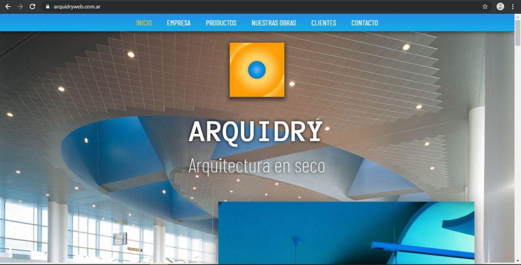 arquidryweb.com.ar teiquirisi