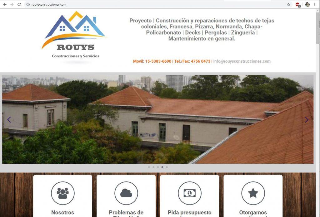 rouyscontrucciones.com